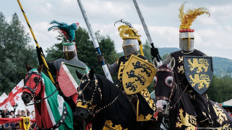 德国人的中世纪情结 —— 过一天怀古的日子