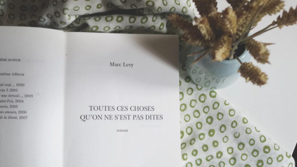 马克·李维《那些我们没谈过的事》:一场奇想天开的父爱