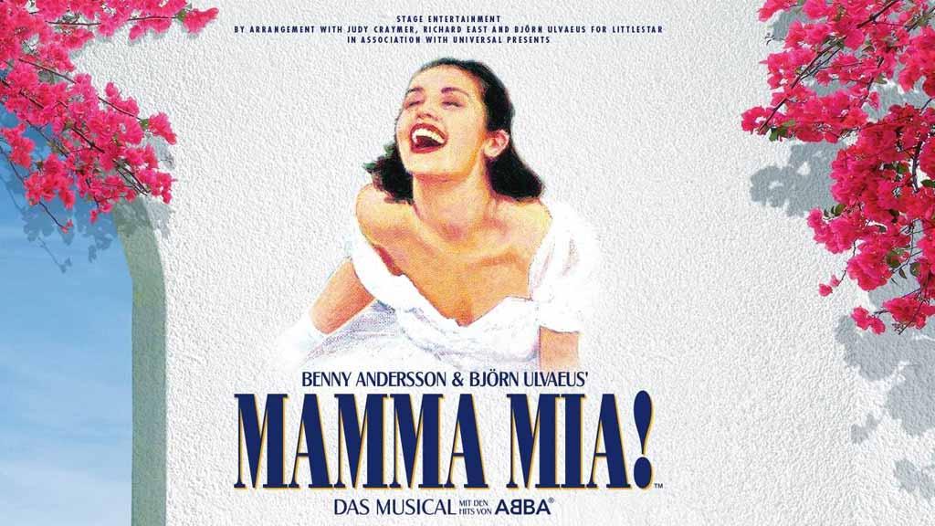 《妈妈咪呀!》音乐剧有法语版呢~快来听听这熟悉的歌曲吧~