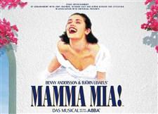 《妈妈咪呀!》法语音乐剧