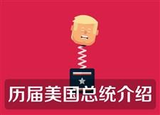 历届美国总统介绍