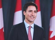 加拿大总理贾斯汀·特鲁多致辞