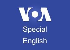 当月 VOA Special English