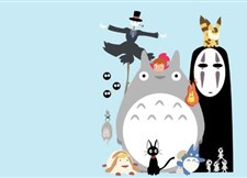 宫崎骏动画法语版