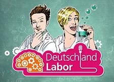 Das Deutschlandlabor《德國研究實驗室》