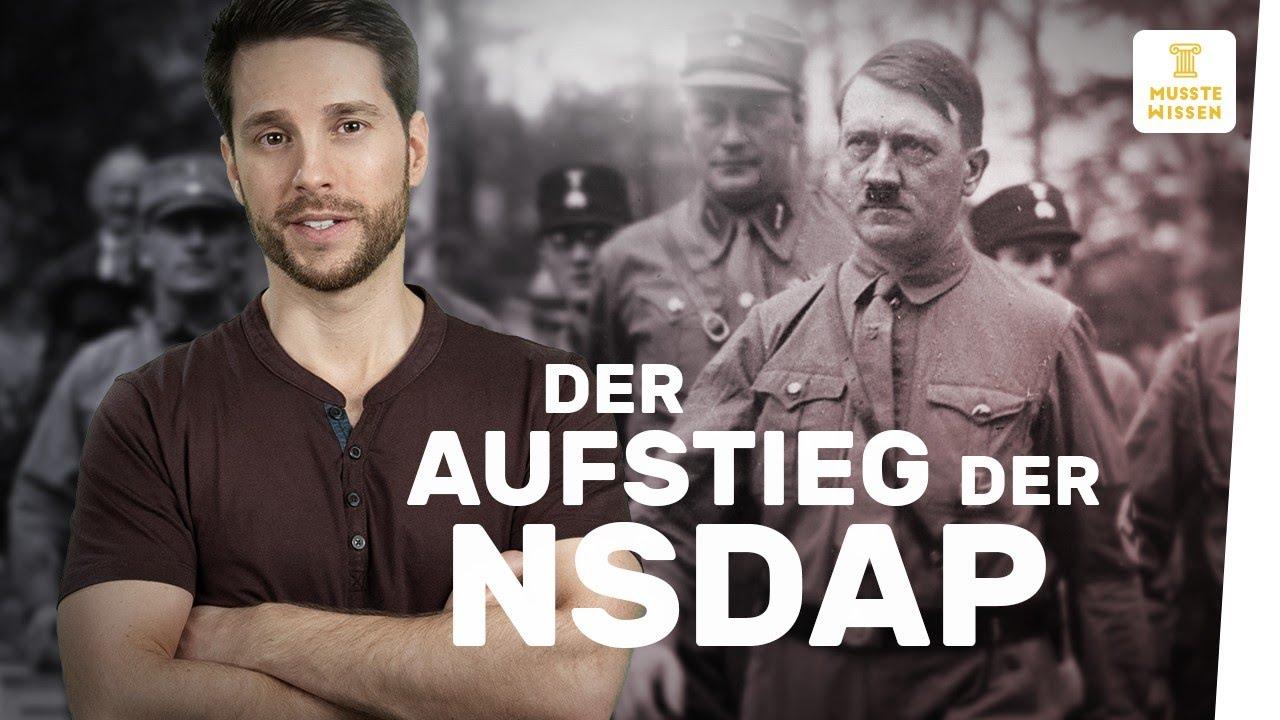 希特勒是如何一步步走上权力巅峰的?