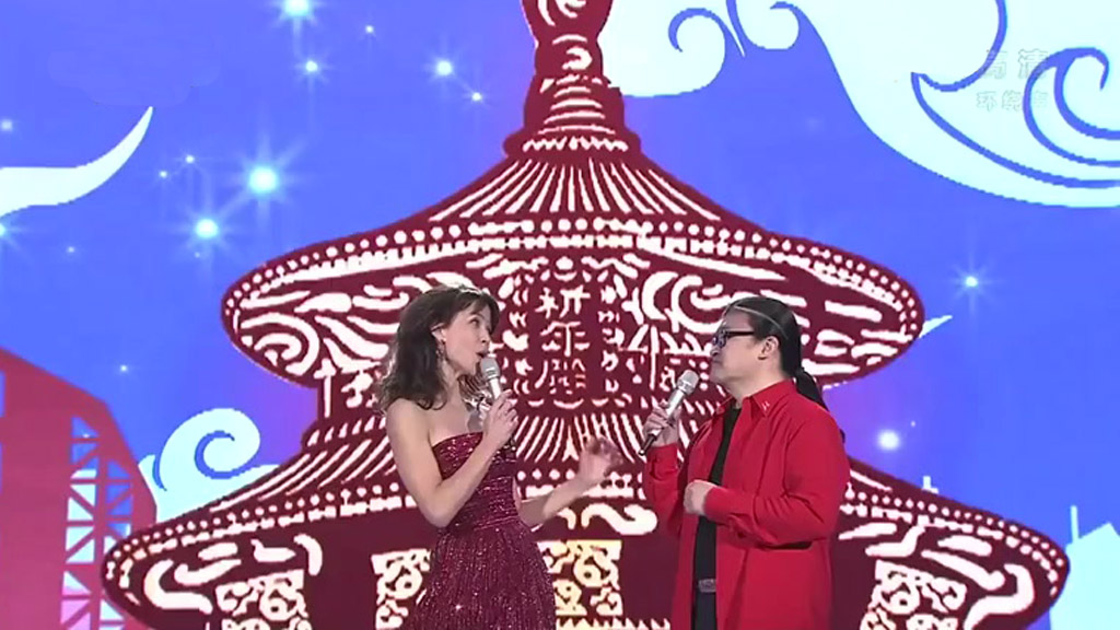 还记得2014年的春晚,刘欢与苏菲·玛索合唱的《玫瑰人生》吗?