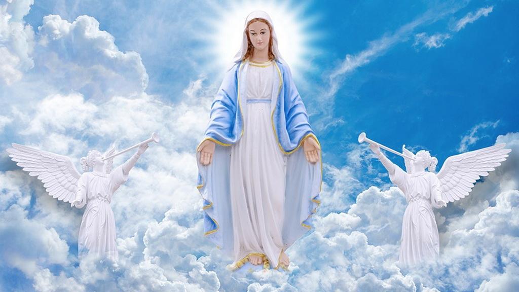 中元节遇上天主教圣母升天日,关于这个宗教节日你了解多少?