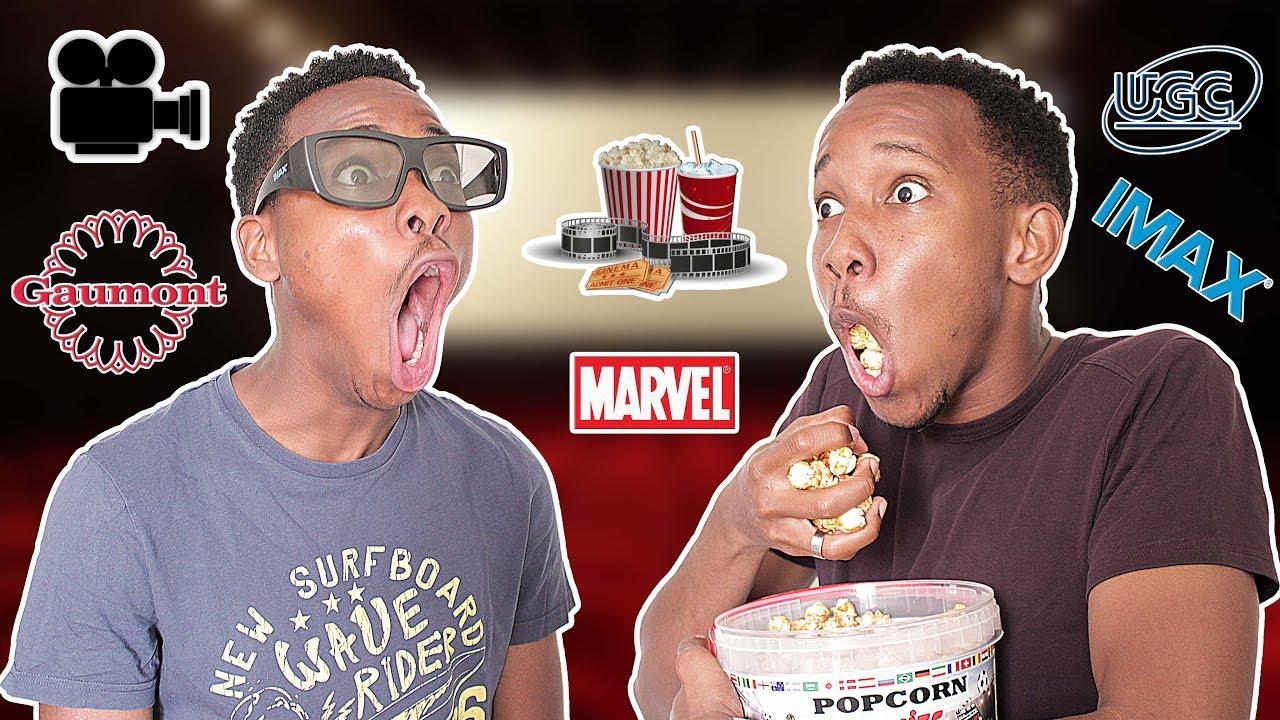在電影院看電影,你最怕遇到什么情況?