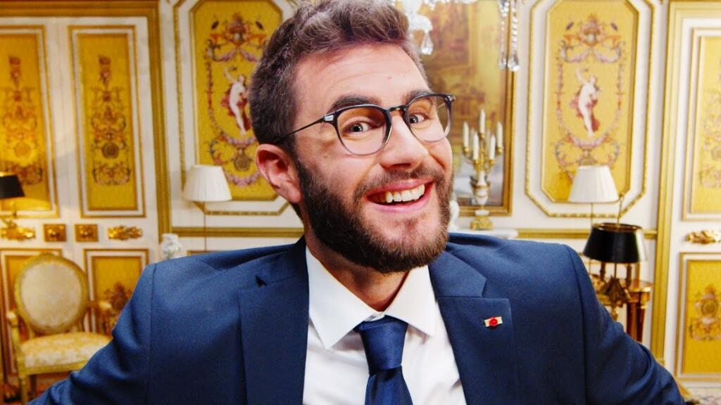 如果法国总统他是个网红……😱