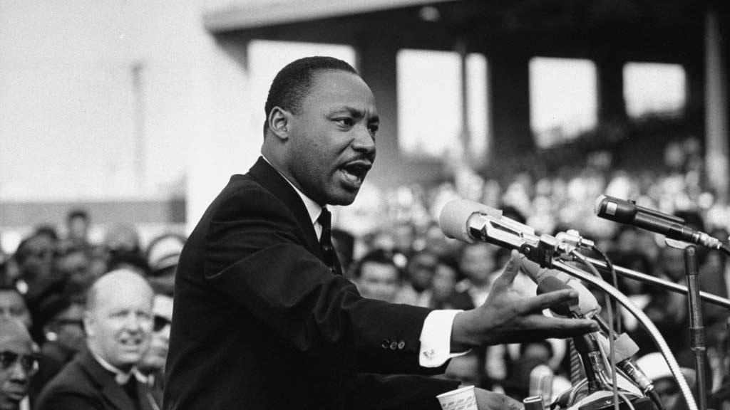 马丁·路德·金纪念日:重温经典伟大演讲 - 我有一个梦想
