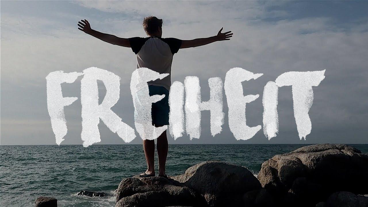 自由是什么?就是做自己!讓身體被自己心里所想之事包圍……