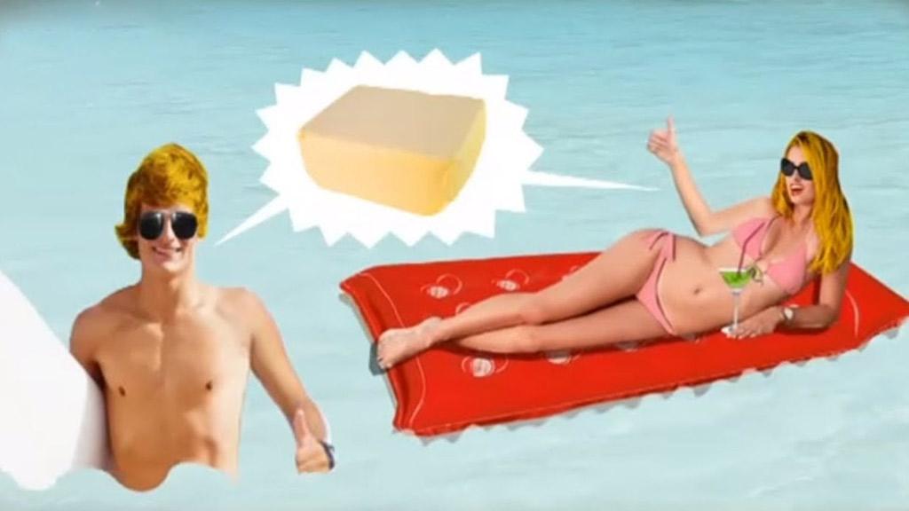 """德语谚语 """"Alles in Butter""""  是 """"一切都在黄油里"""" 的意思吗?🤔"""