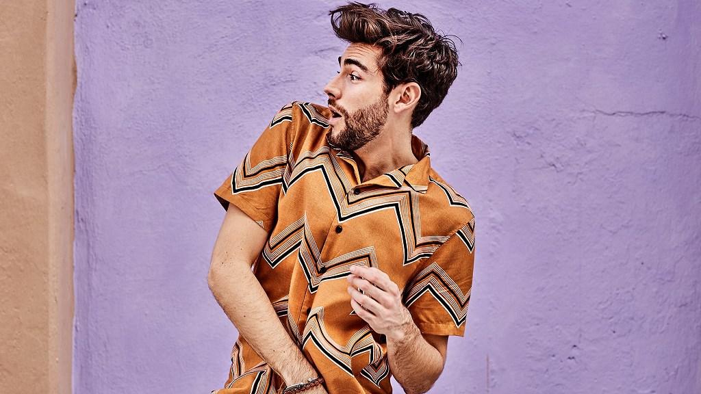 男神Alvaro Soler新歌《La Cintura》,一如既往的欢快