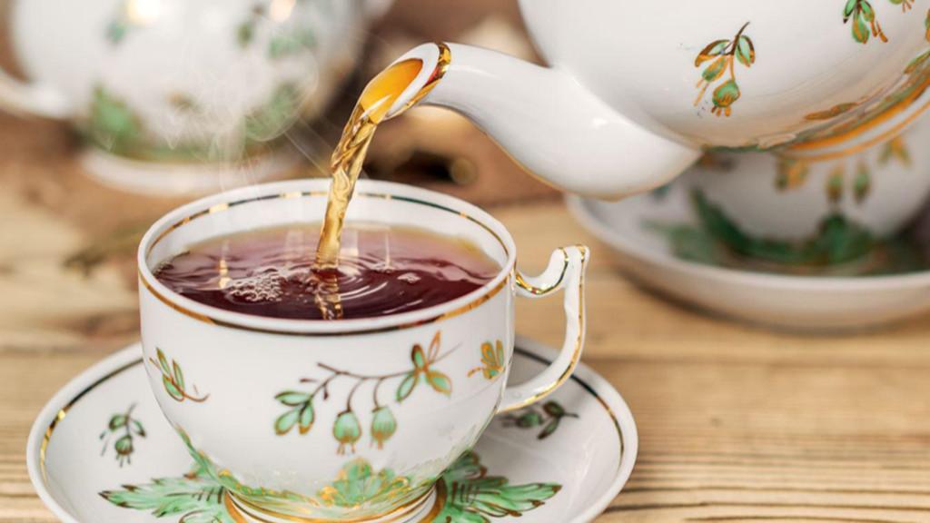 午后解乏:如何泡出一杯纯正的英式好茶☕