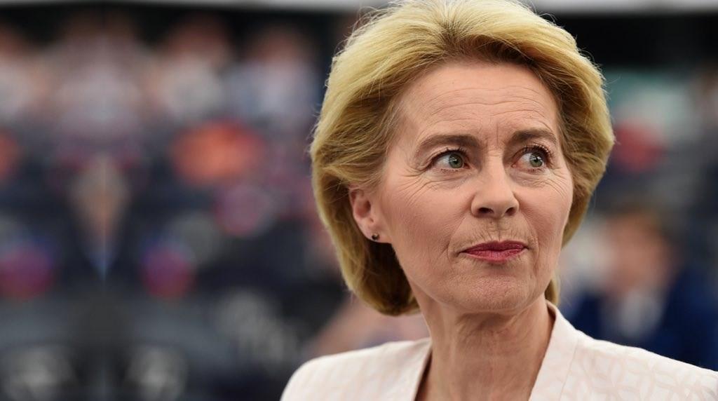 巾帼不让须眉,欧盟迎来史上首位女主席