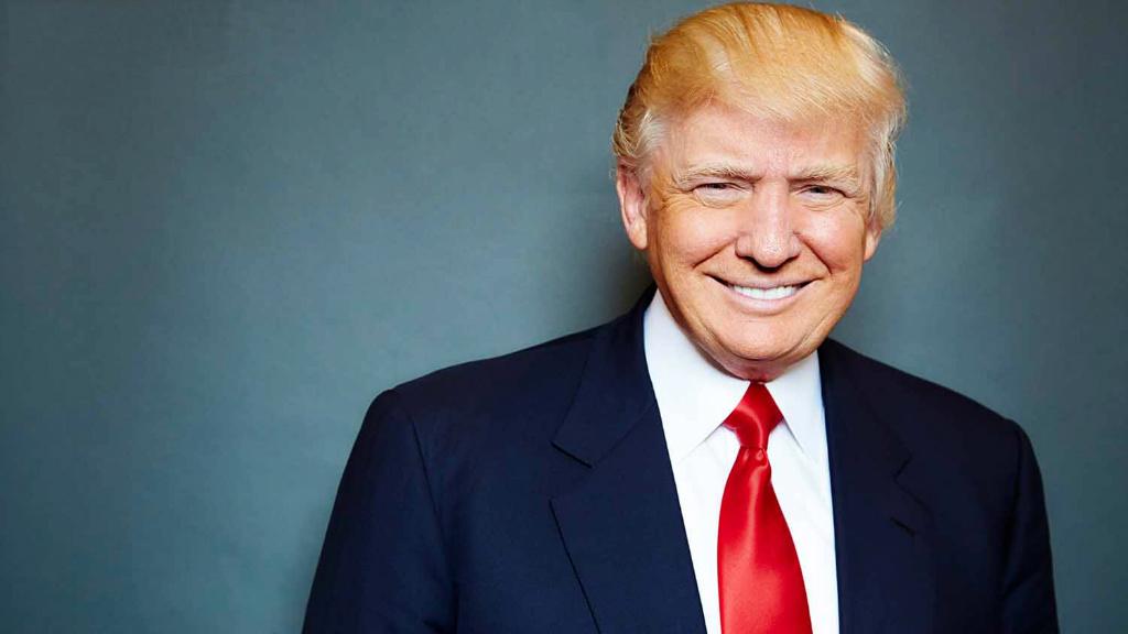 美国总统特朗普和CNN的恩怨情仇💗