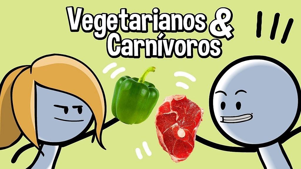 当素食主义者遇上肉食主义者,会发生什么呢?