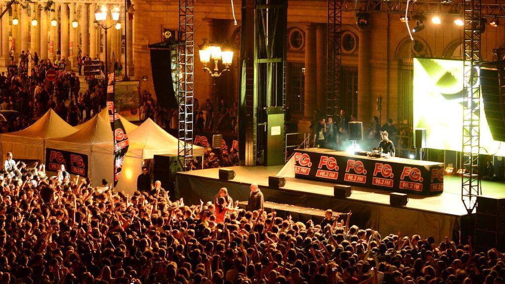 法国夏至音乐节到啦~去看看蒙彼利埃的音乐节是如何安排的吧~