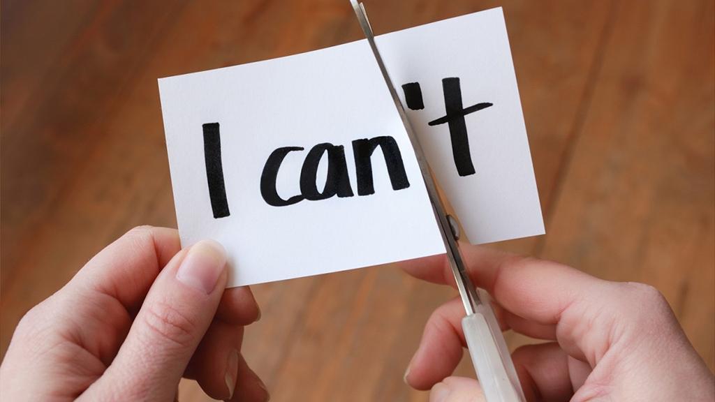 励志访谈:别怕犯错,你可以!