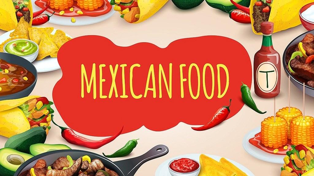 去墨西哥一定要吃的美食,千万不要错过😋